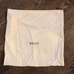 Balky dust bag